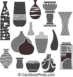 Various Valuable Vases
