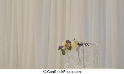 Decoration Wedding Banquet. Beautiful room for Ceremonies...