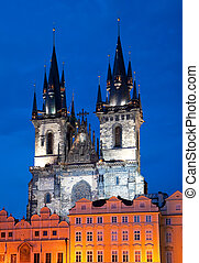Church of Our Lady in Prague