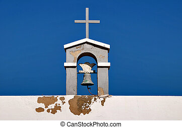 Bell on the Top of a Church