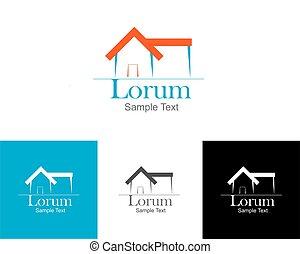 Logo - business logo as vector sign