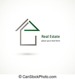 Real Estate Vector - Vector illustration of a Real Estate...