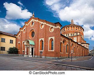 Santa Maria delle Grazie (Milan) - Santa Maria delle Grazie...