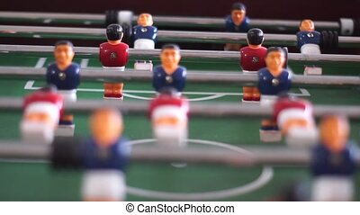 The game of table football