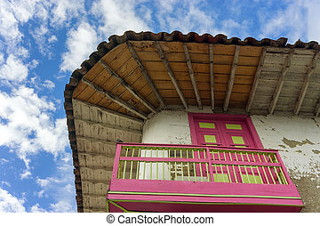 Rustic Colonial Architecture - Rustic colonial architecture...