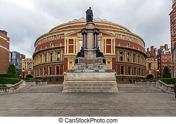 Royal Albert Hall, London - Amazing view of Royal Albert...