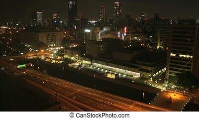 Time lapse Osaka