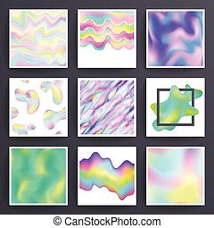 Abstract background pattern vector - Universal different...