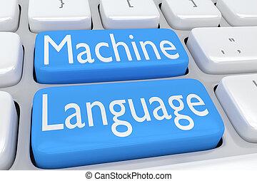 Machine Language concept