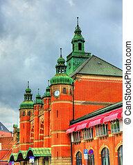 Lubeck Hauptbahnhof railway station - Germany - Lubeck...