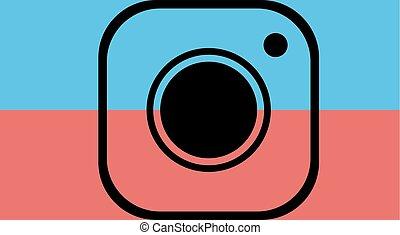 cam symbol - Creative design of cam symbol