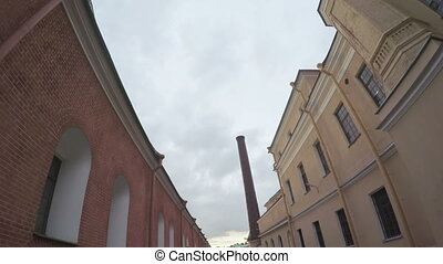 Prison in the Peter and Paul Fortress - RUSSIA, SAINT...