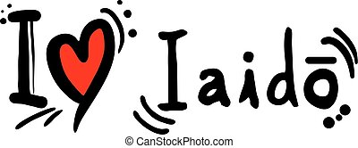 Iaid love - Creative design of Iaid love