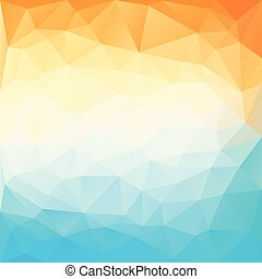 Triangle texture background for your design in vector graphics.