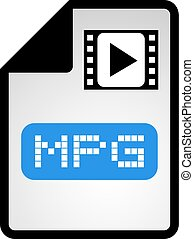 mpg symb - Creative design of mpg symb