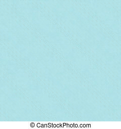 Teal Thin Diagonal Striped Textured Fabric Background that...