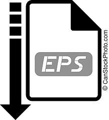download eps symbol - Creative design of download eps symbol