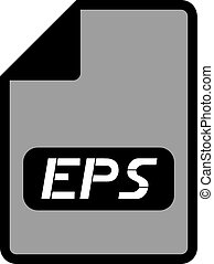 eps file symbol - Creative design of eps file symbol