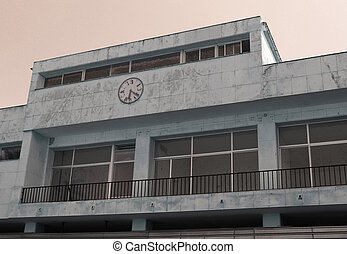 Old building photo - Creative design of Old building photo