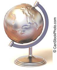 Globus. 3d