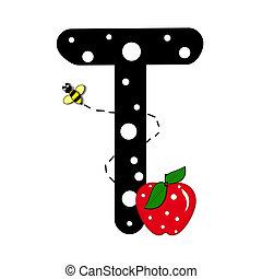 Alphabet Buzzer T