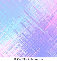Pastel Color Glitch Background - Pastel violet glitch...