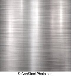Metal Technology Background - Metal abstract technology...