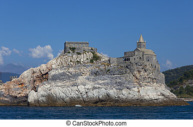 Portovenere San Pietro Church