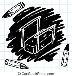 parallel bar doodle