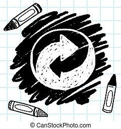 reload doodle