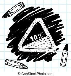 steep road doodle