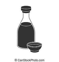 Soy sauce Clipart Vector and Illustration. 709 Soy sauce ...
