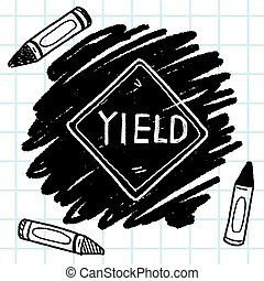 yield doodle