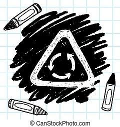 Roundabout doodle
