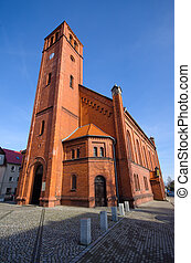 Od church in Zerniki - Wroclaw, Poland - Od church in...