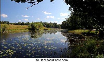 Lake Helgasjon Sweden