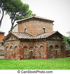 Mausoleum of Galla Placidia - The Mausoleum of Galla...
