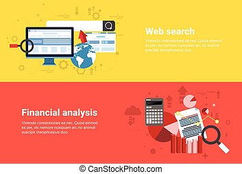 Financial Analysis, Web Search Digital Content Information...