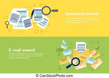 E-mail Document Search Digital Content Information...