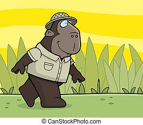 Explorer Ape