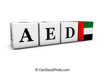 AED United Arab Emirates Dirham Currency Code - Currency...