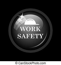 Work safety icon