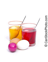 easter eggs colour 20
