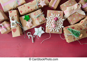 Little presents for christmas - Little presents and...