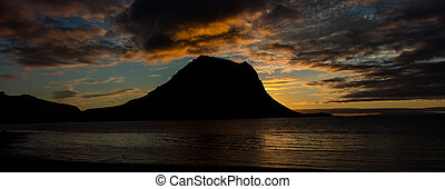 Kirkjufell, Snaefellsnes peninsula - Late in the evening