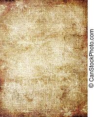Old Paper - vintage aged background old paper