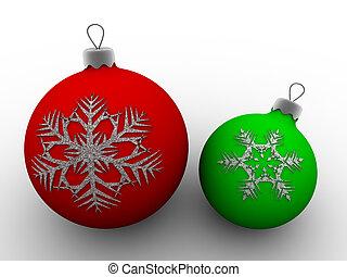Christmas toys 3d