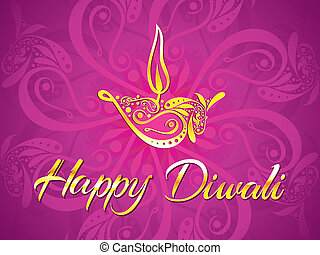 abstract diwali purple background - abstract artistic diwali...