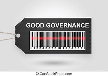 good governance price tag