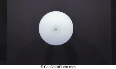 Turn on - turn off studio bulb